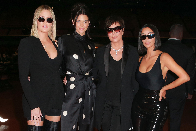 Khloé Kardashian, Kendall Jenner, Kris Jenner, Kim Kardashian