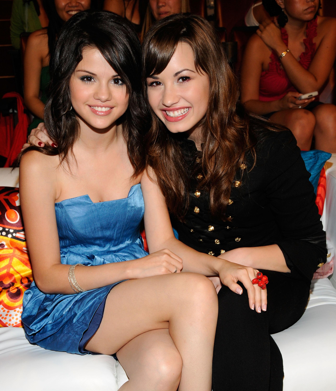 Demi Lovato, Selena Gómez