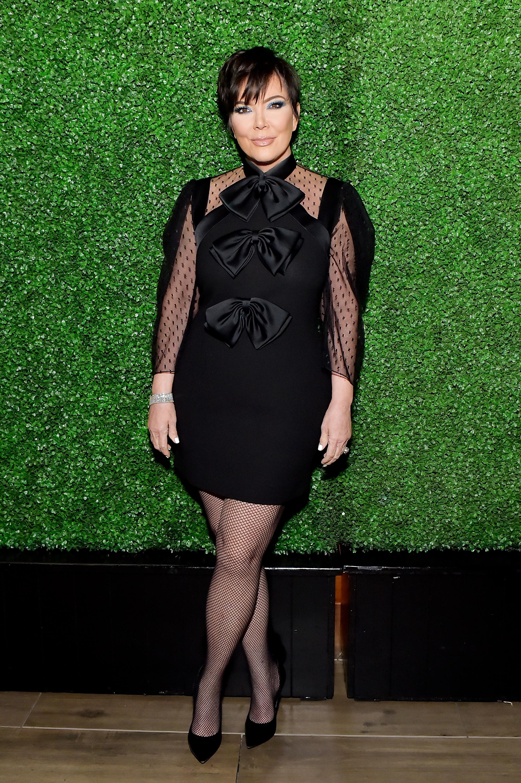Kris Jenner, looks, estilo, style