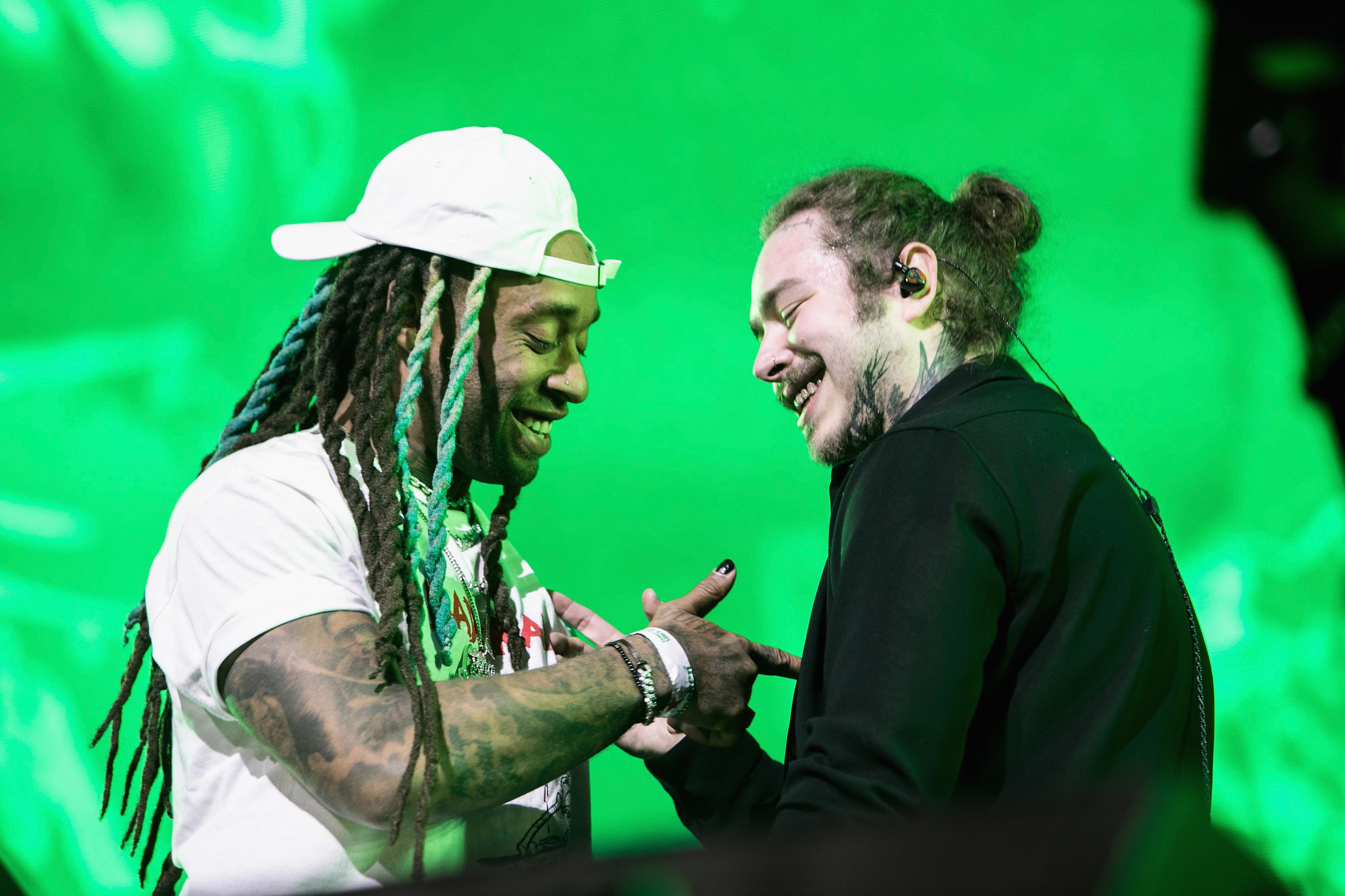 Ty Dolla Sign y Post Malone