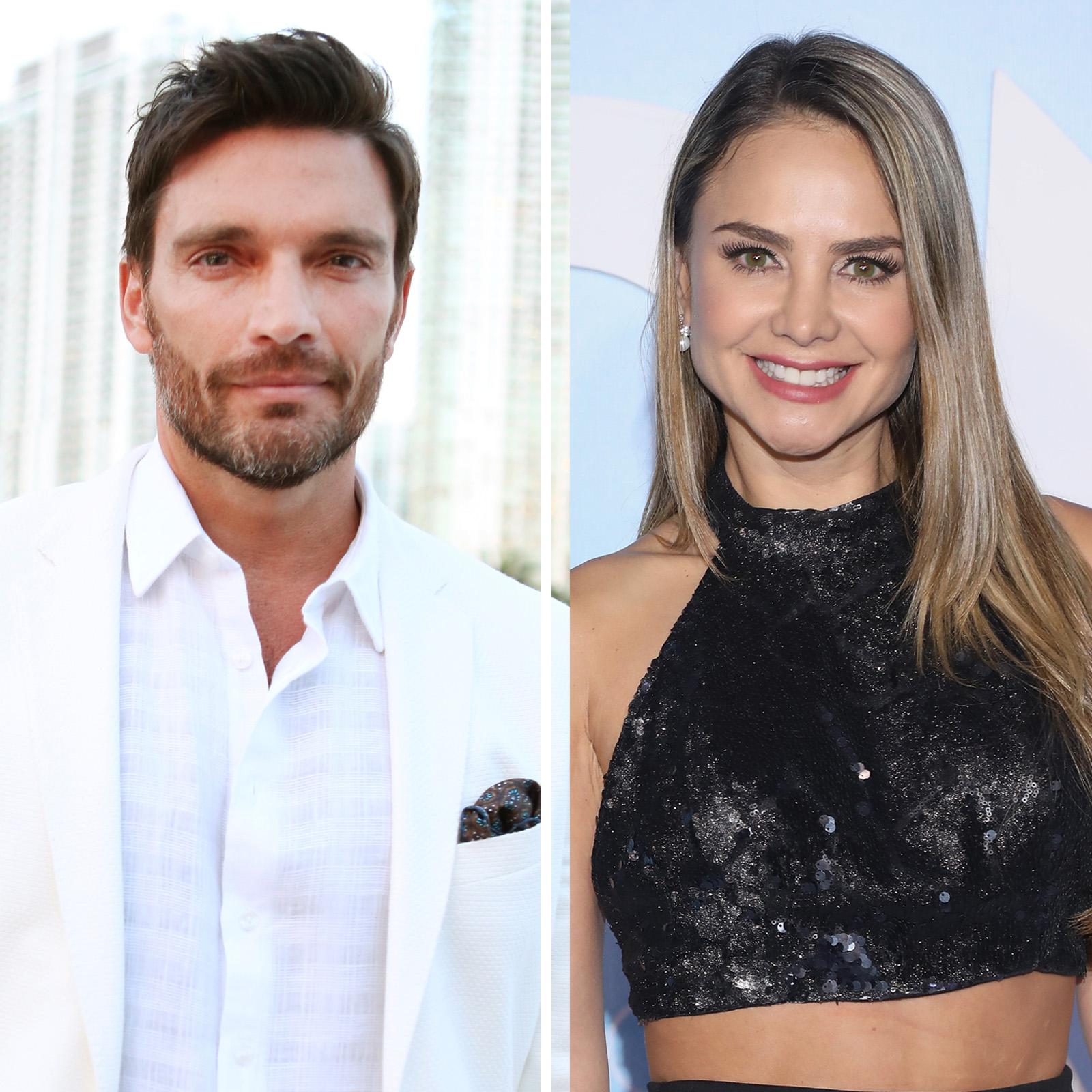 Julian Gil y Ximena Cordoba