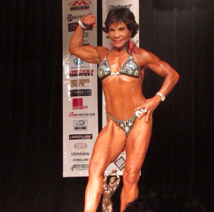 Josefina Monasterio abuela fitness10