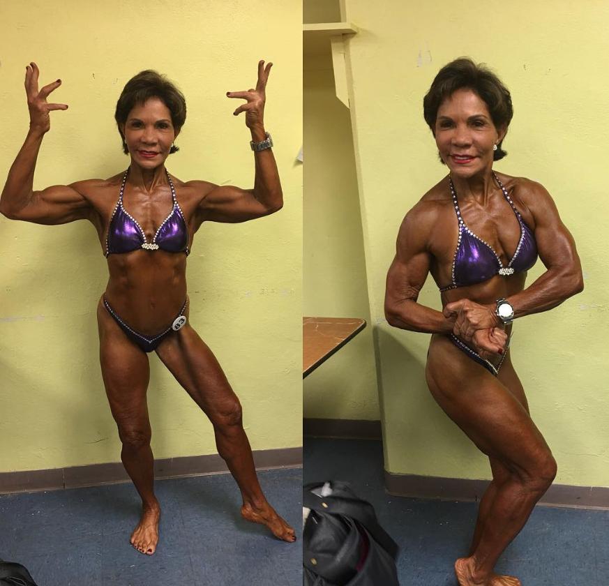 Josefina Monasterio abuela fitness5