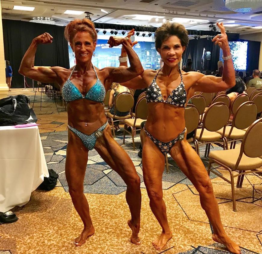 Josefina Monasterio abuela fitness6