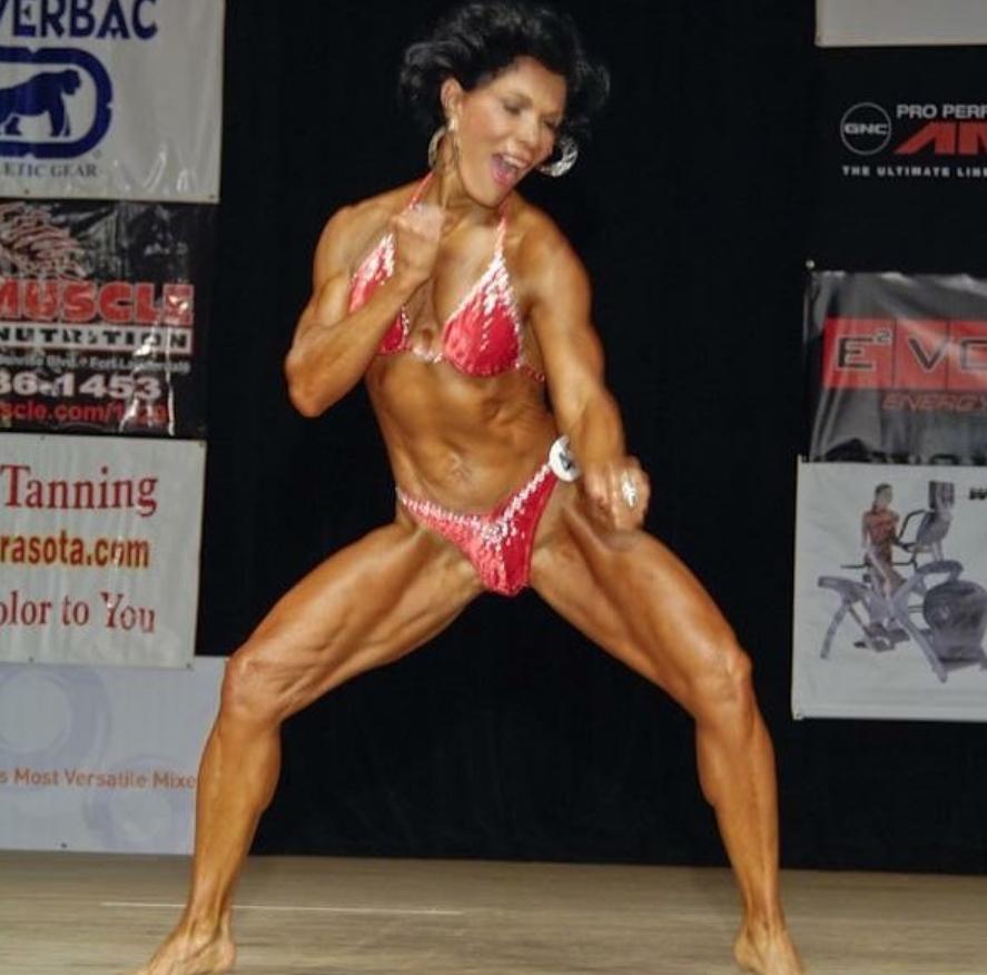 Josefina Monasterio abuela fitness7