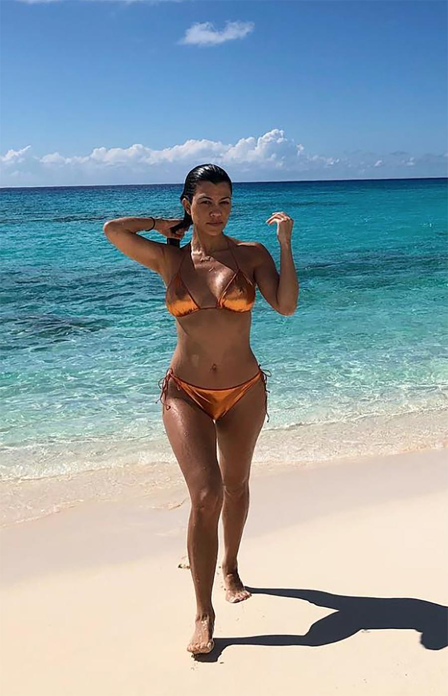 bikini, Kourtney Kardashian, bikinazo, sexy, estilo