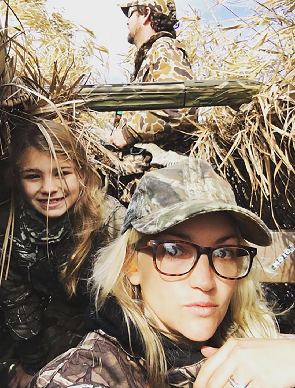 Maddie y Jamie Lynn Spears