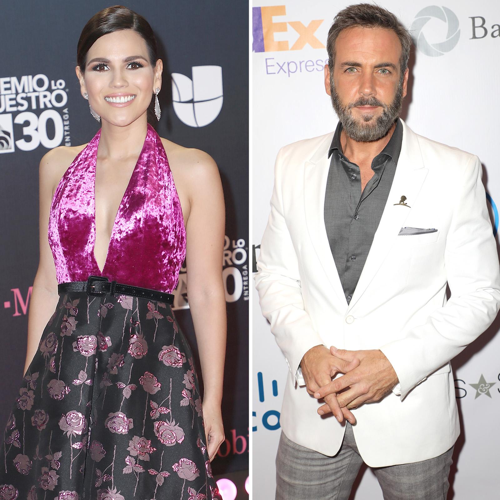 Karina Banda y Carlos Ponce
