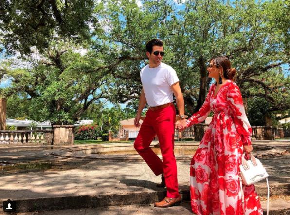 Ricardo Casanova y Aleyda Ortiz