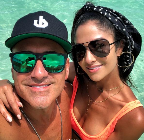 Jorge Bernal vacaciones Bahamas 2018