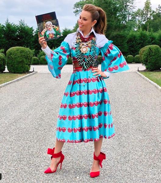 Thalía, instagram, looks
