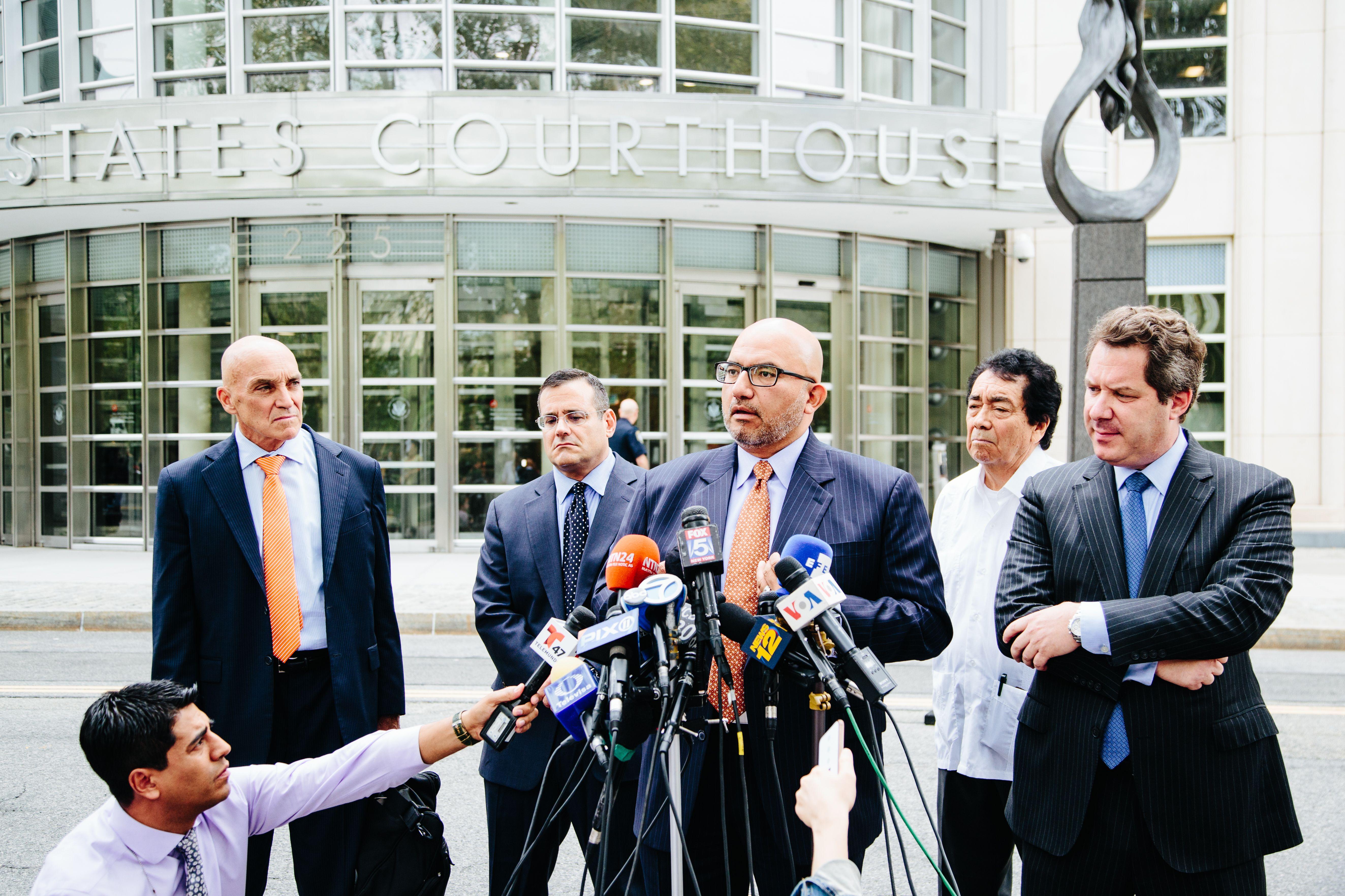 abogados de Joaquin 'El Chapo' Guzman