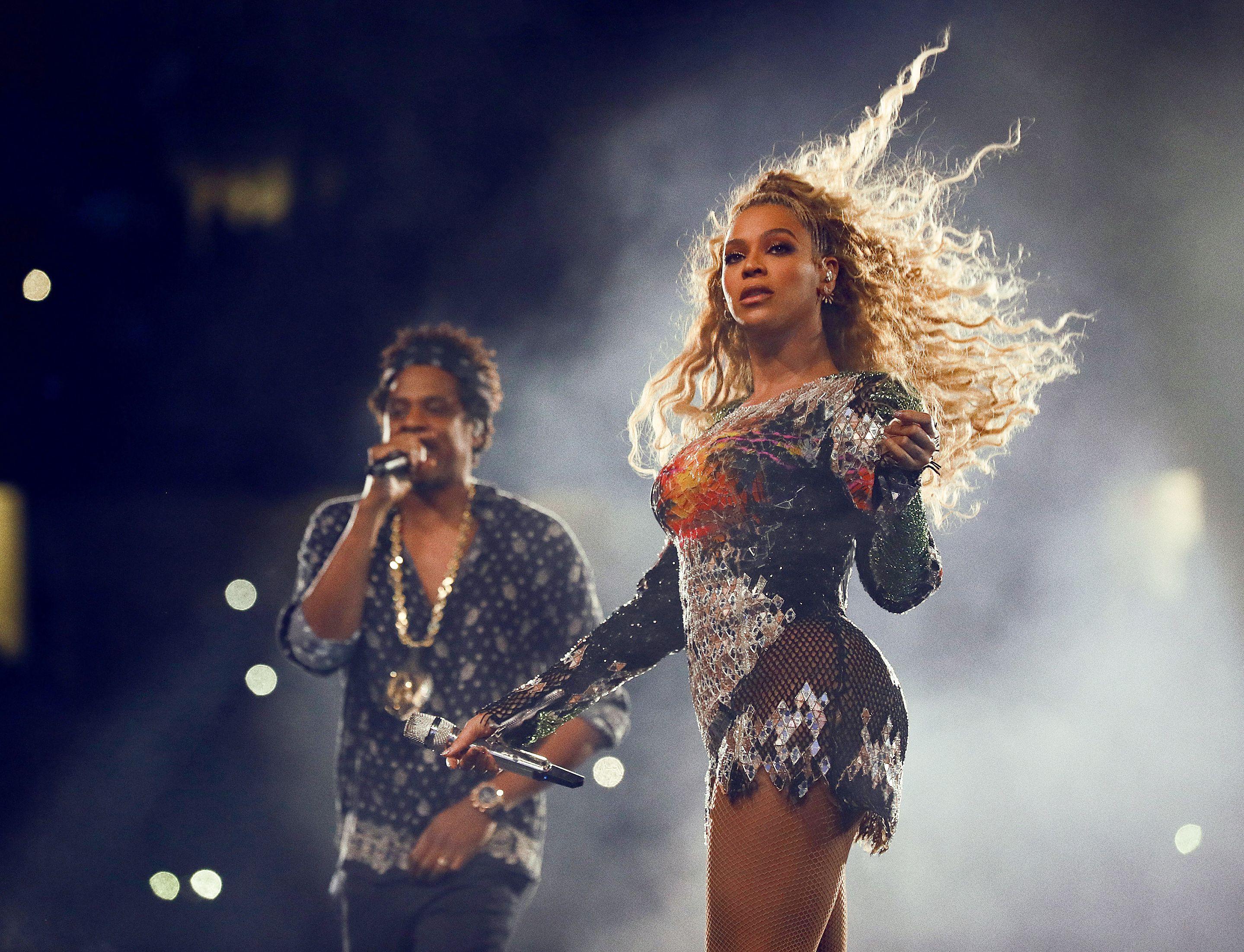 Beyoncé Knowles, Jay-Z
