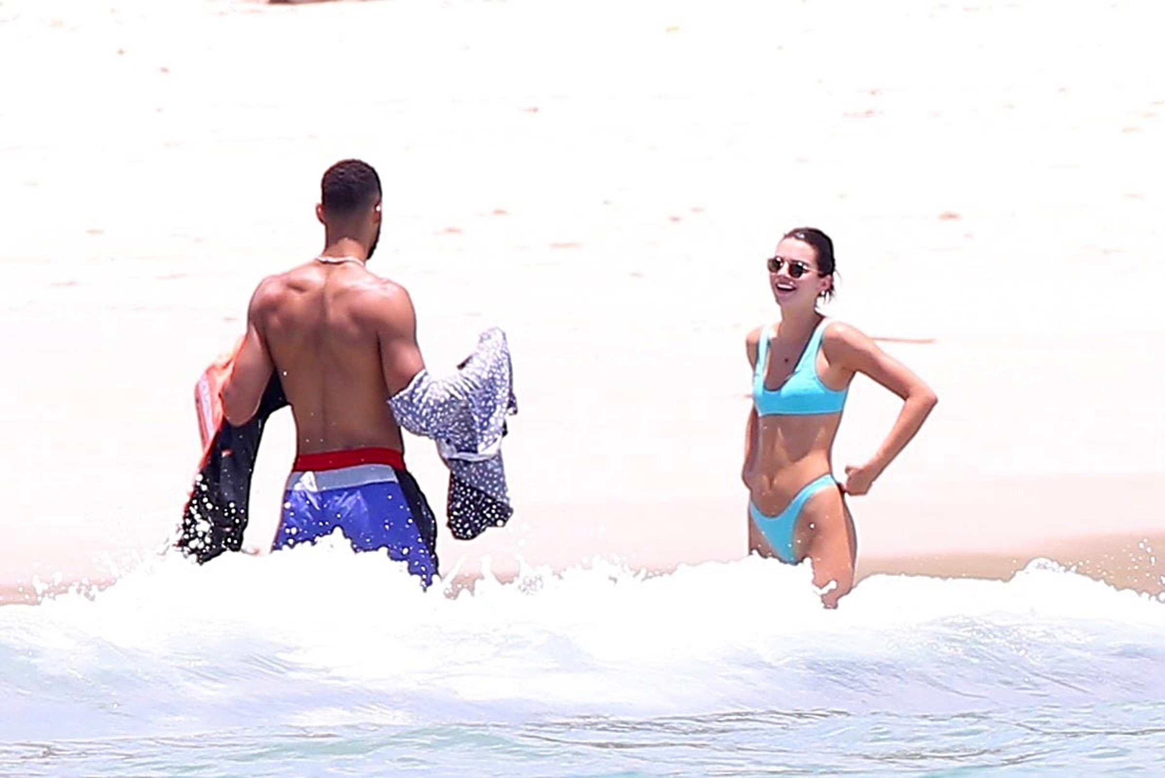 Kendall Jenner, Ben Simmons
