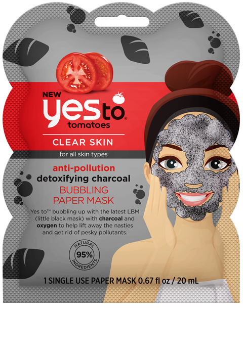 Mascarilla, Yes To