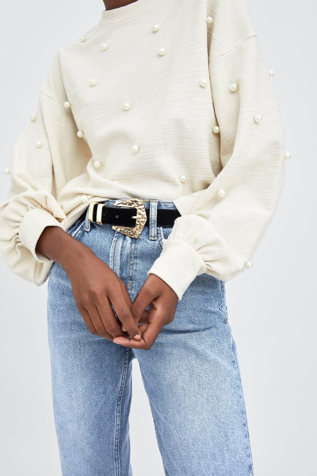 sweater, zara