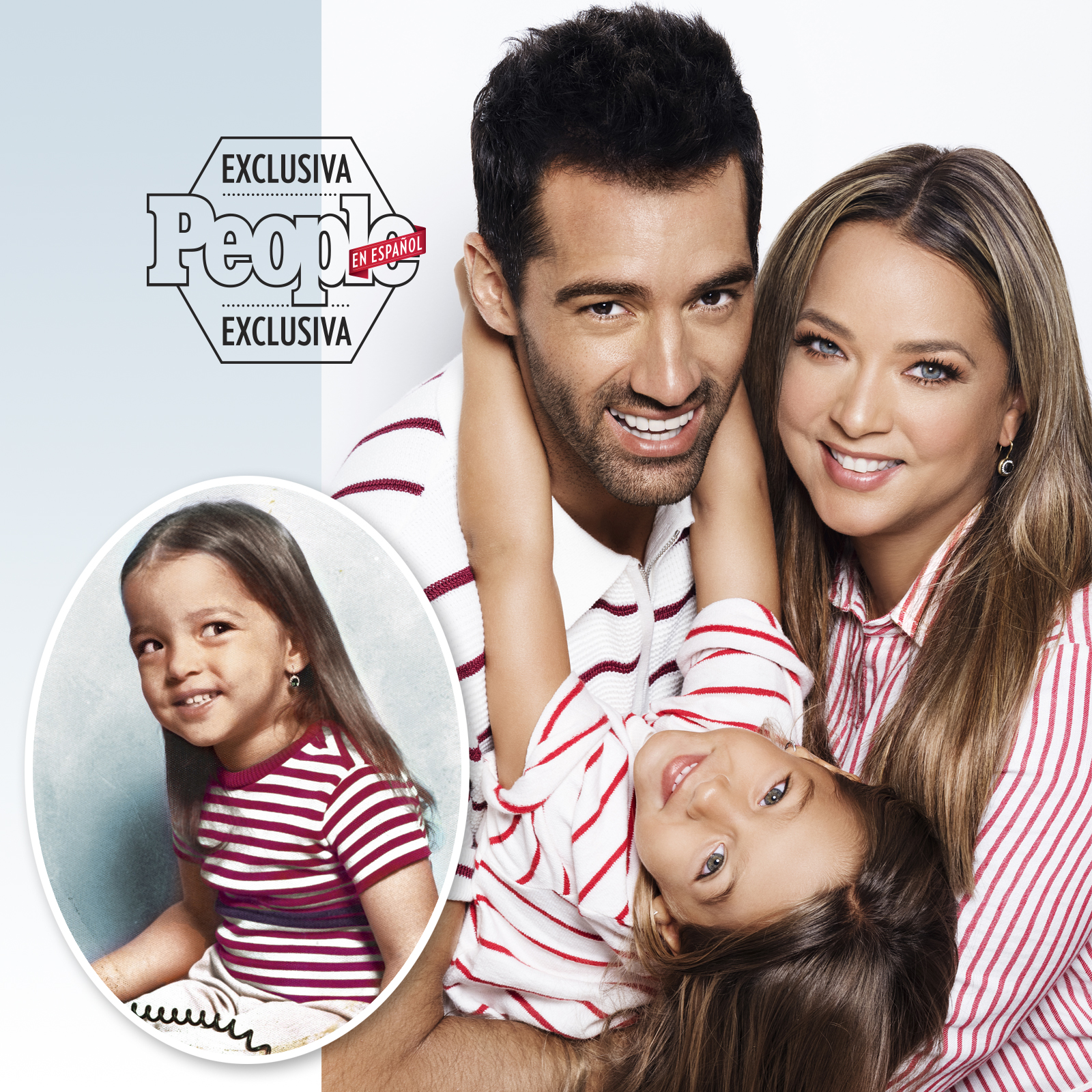 Adamari López y familia