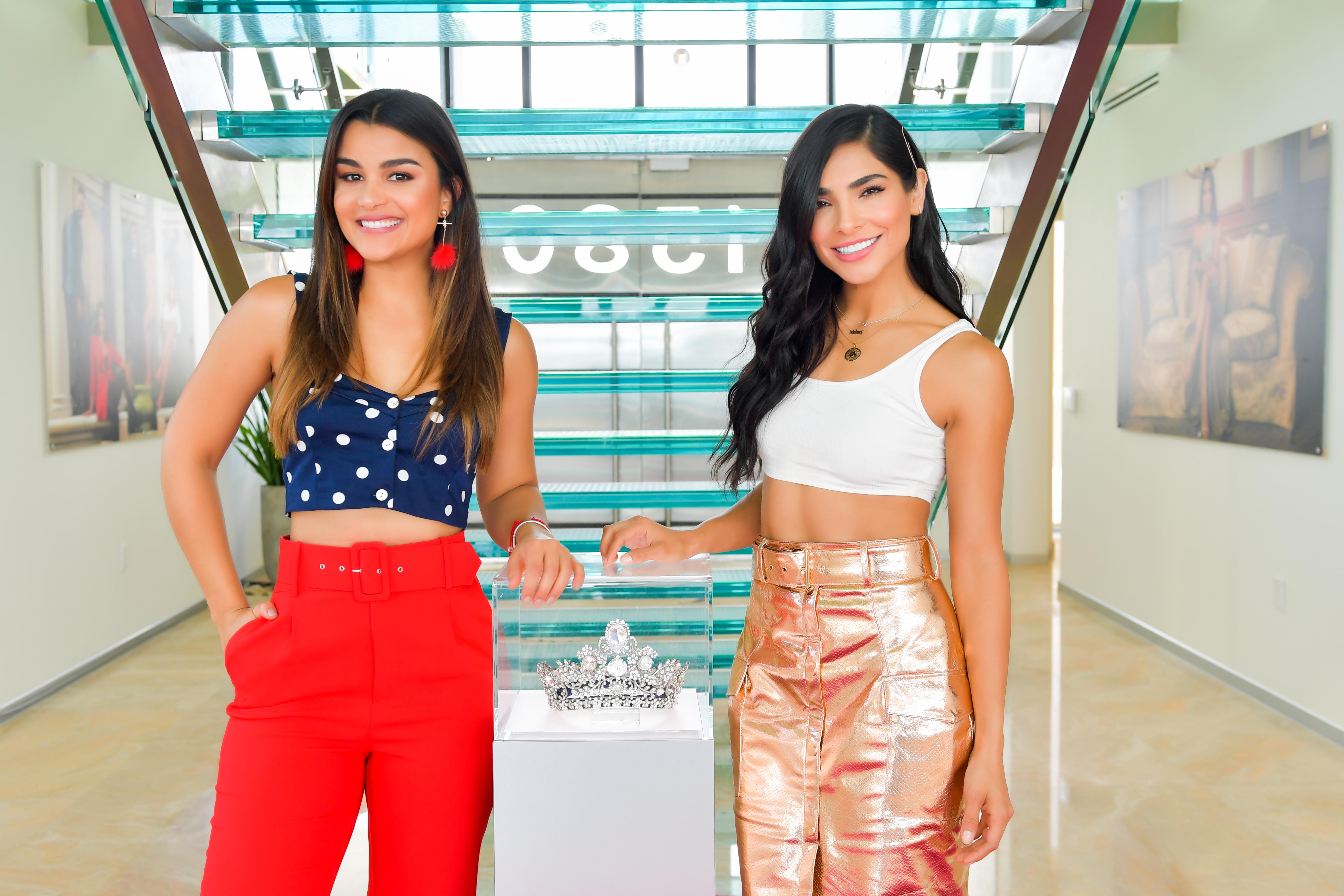 Clarissa Molina, Alejandra Espinoza