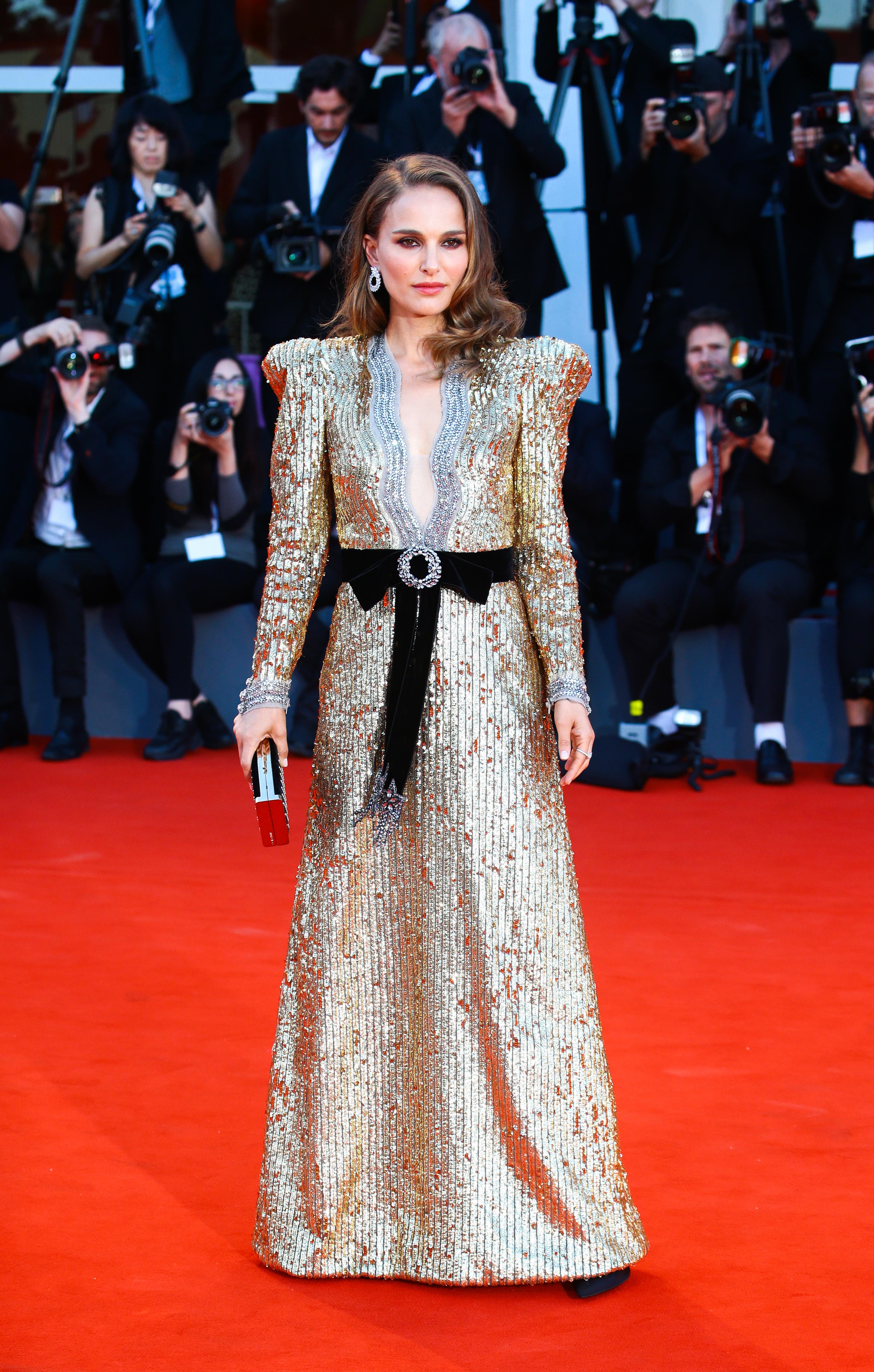 Natalie Portman, looks, festival de venecia,