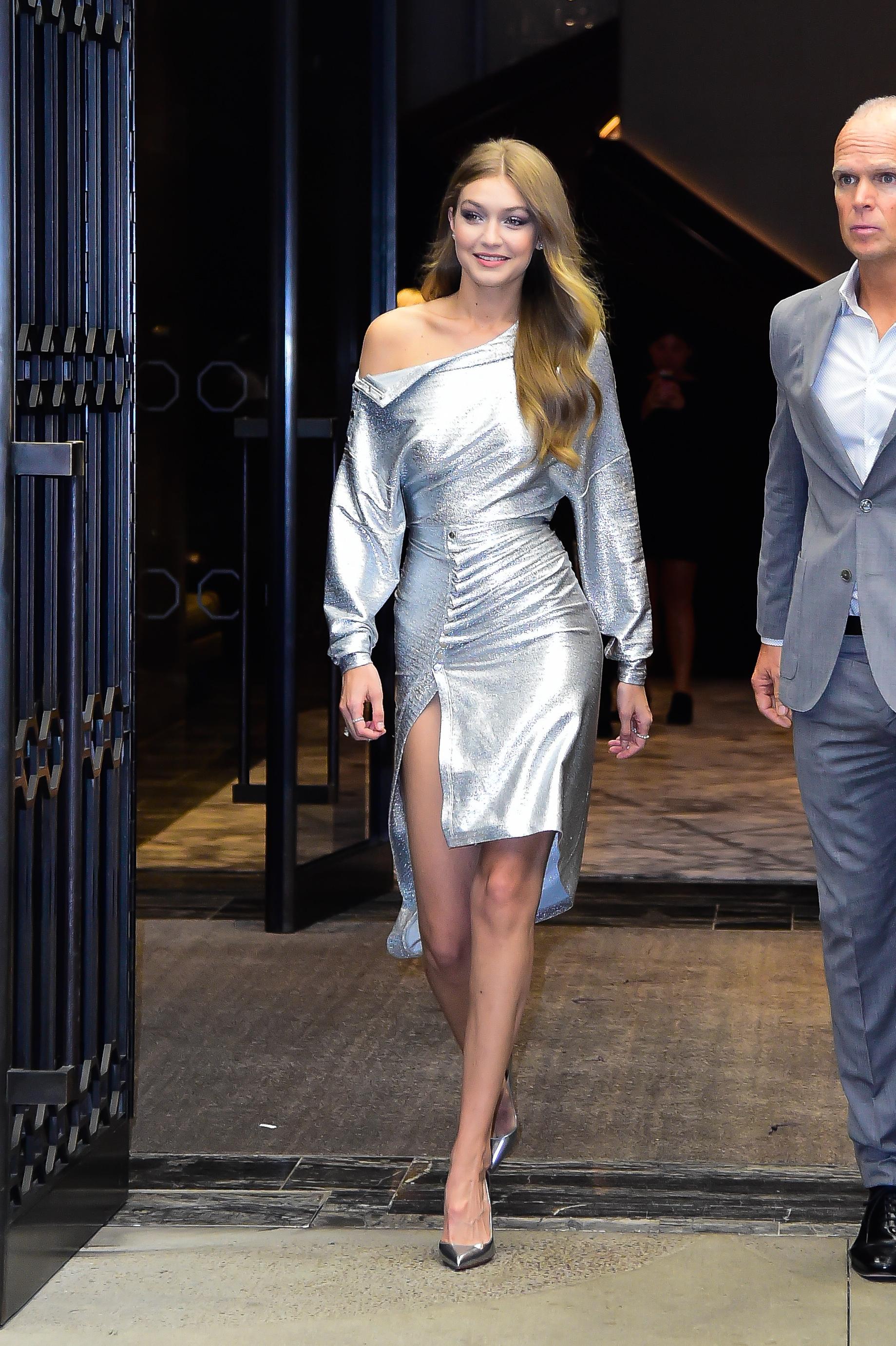 Gigi Hadid, Victorias secret, modelo, look