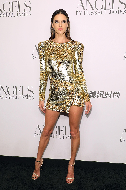 Victorias secret, modelos, look, estilo, famosa