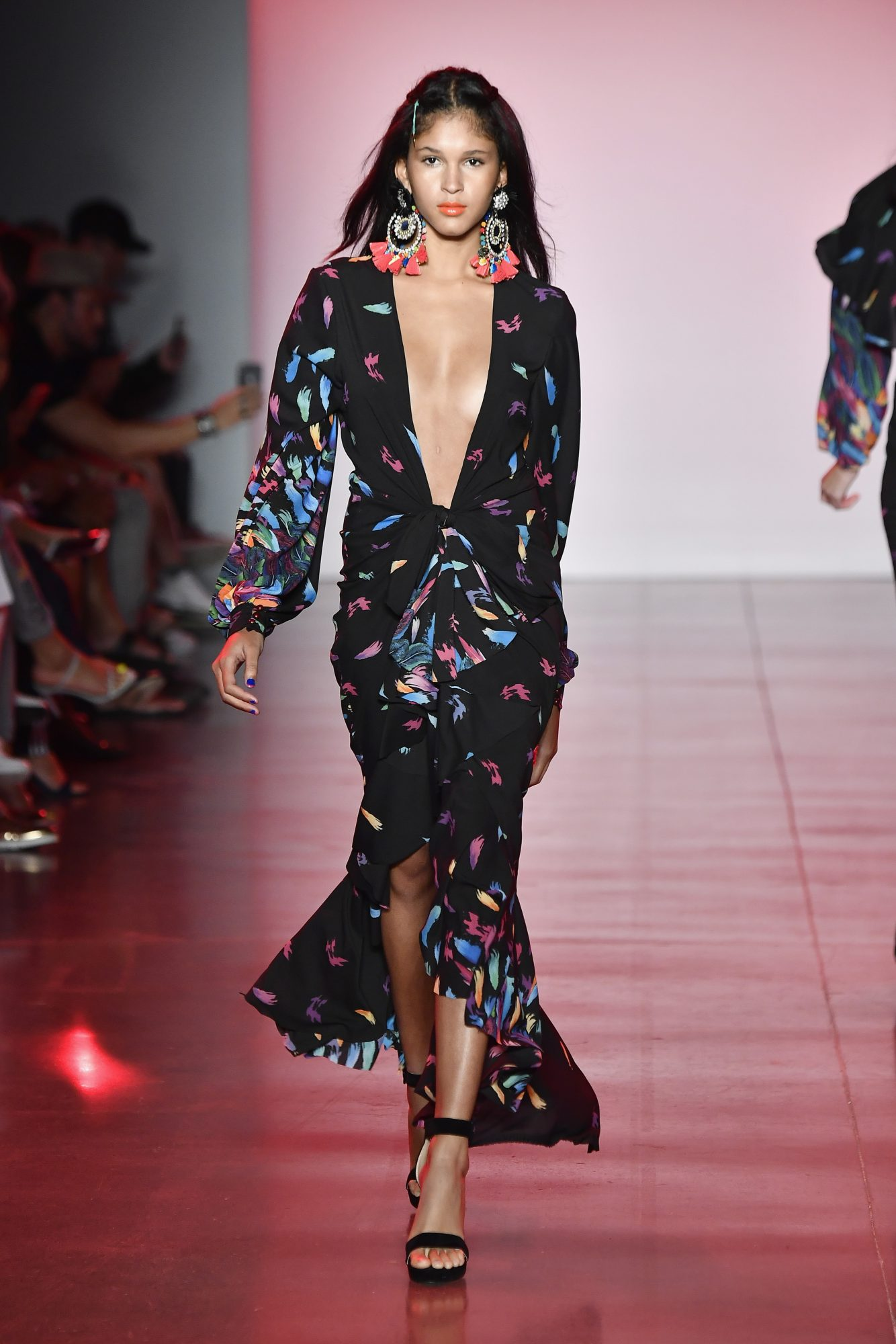 Michael Costello, New York Fashion Week, NYFW, pasarela, desfile