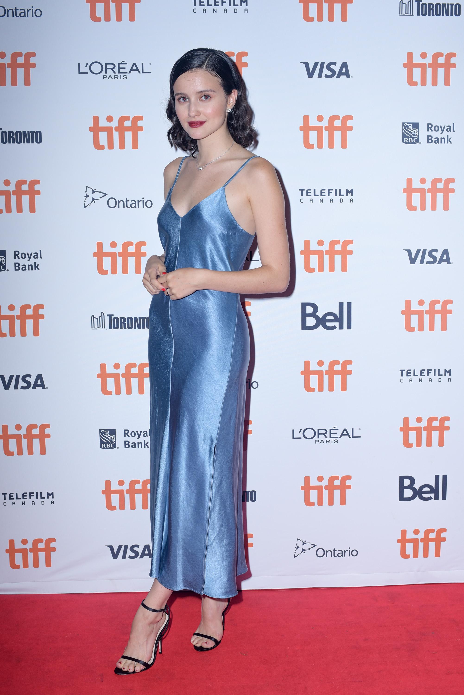 Julia Goldani, TIFF