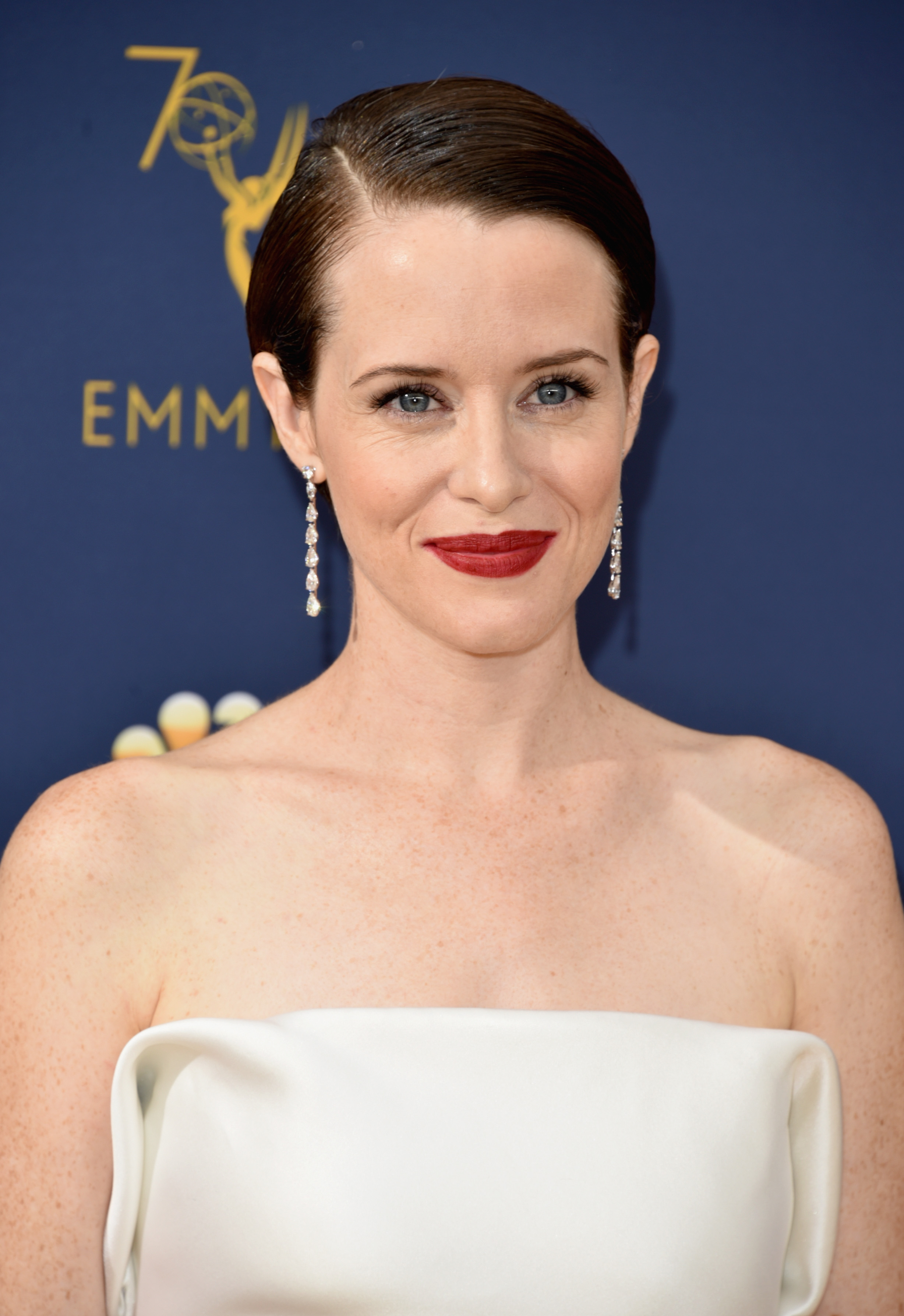 Claire Foy, Emmys 2018