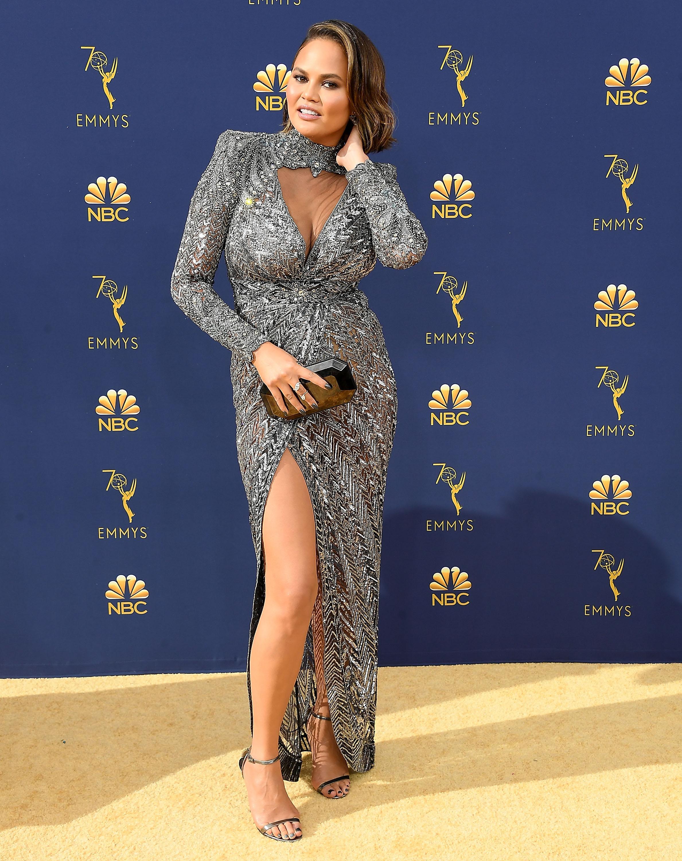 El look del día, vestido, glamour, red carpet, famosa, estilo, alfombra roja, Emmys