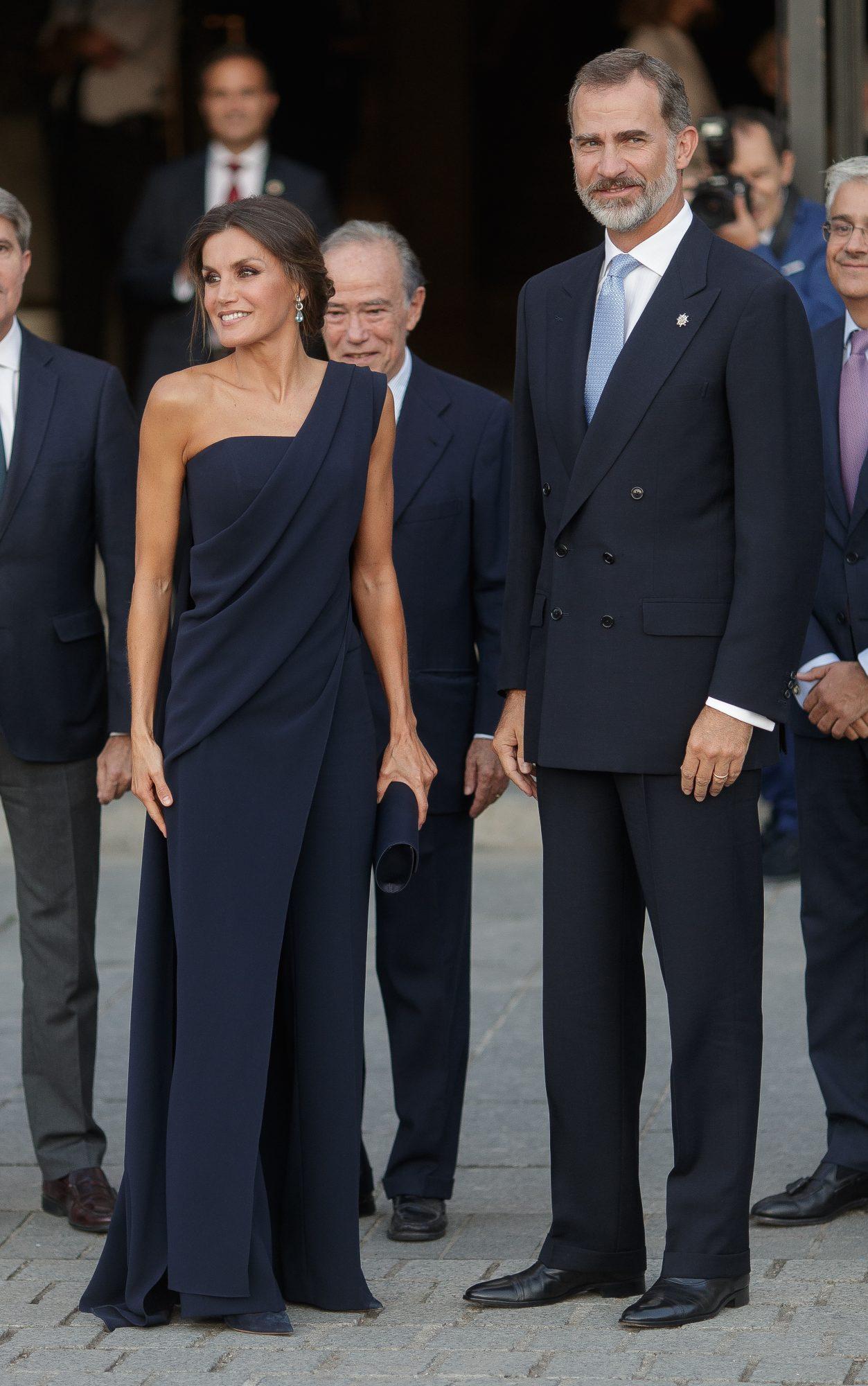 Reina Letizia, estilo, look, reina