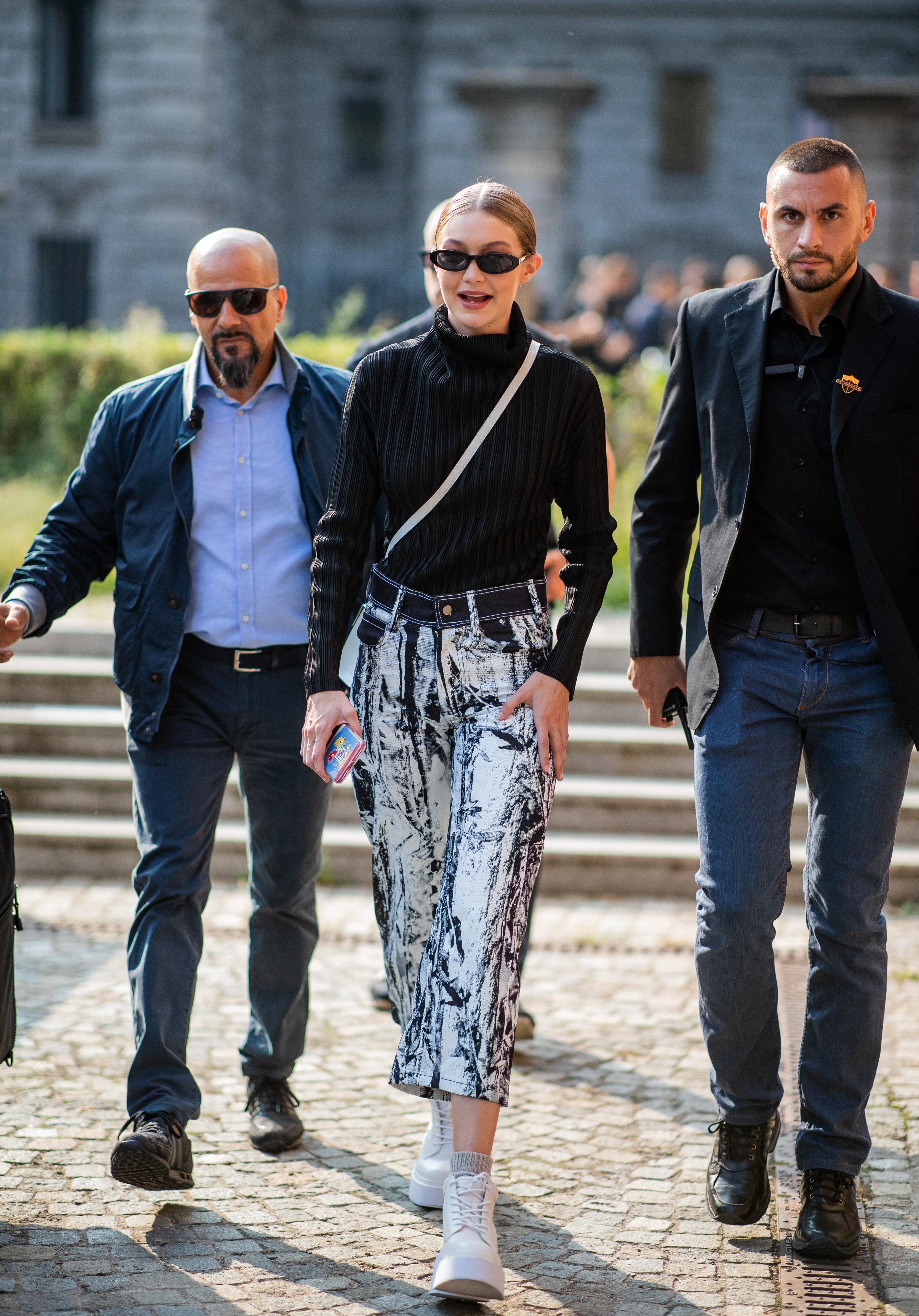 Gigi Hadid, Paris