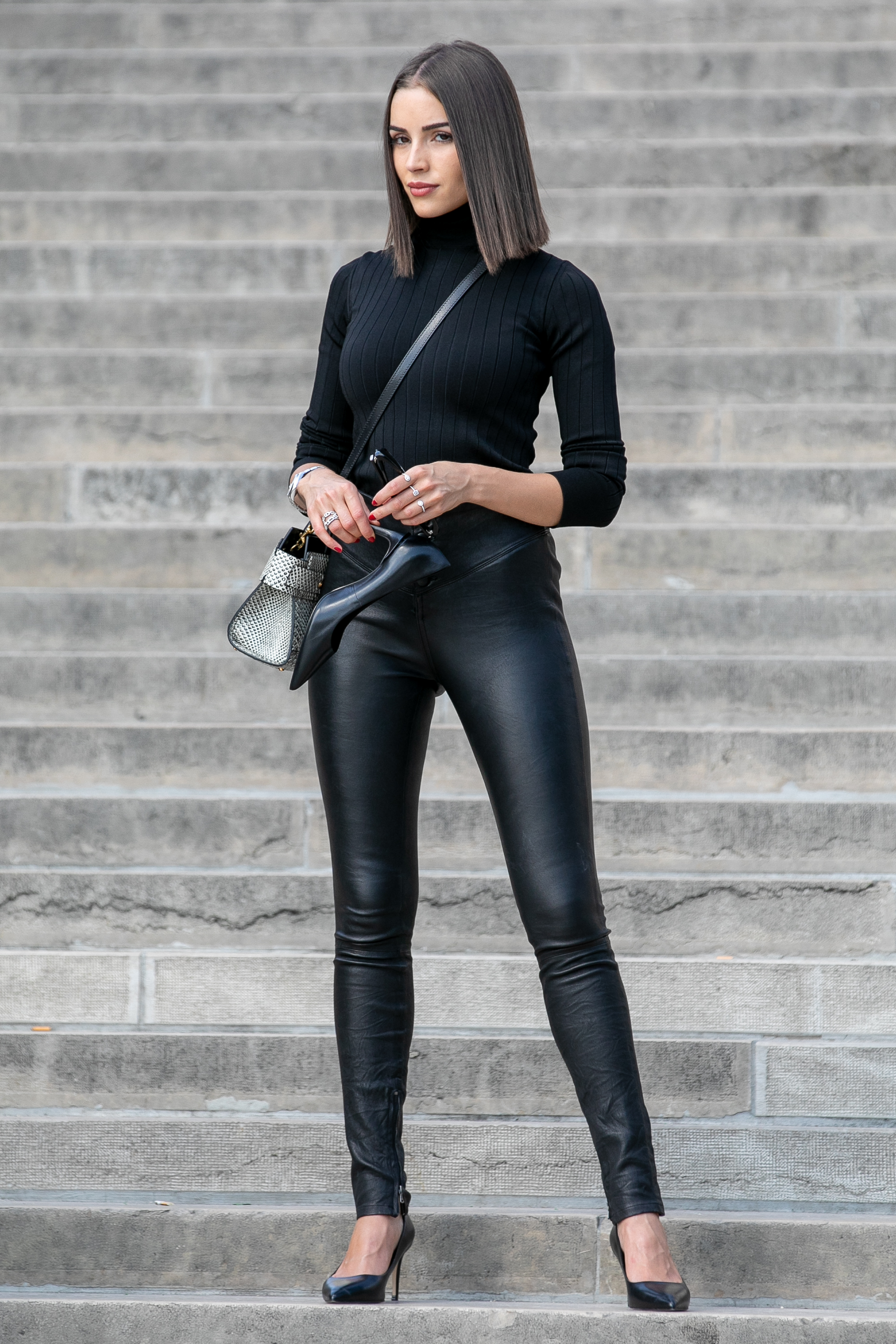 Olivia Culpo Sighting In Paris - September 20, 2018