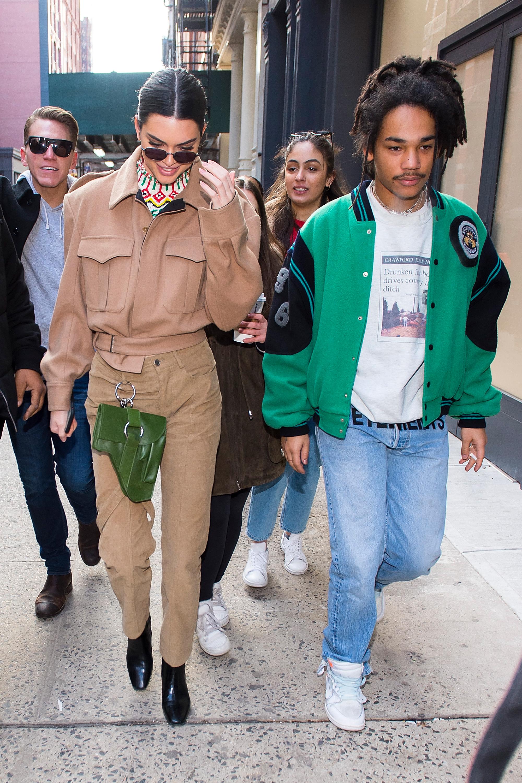 Luka Sabbat, Kendall Jenner