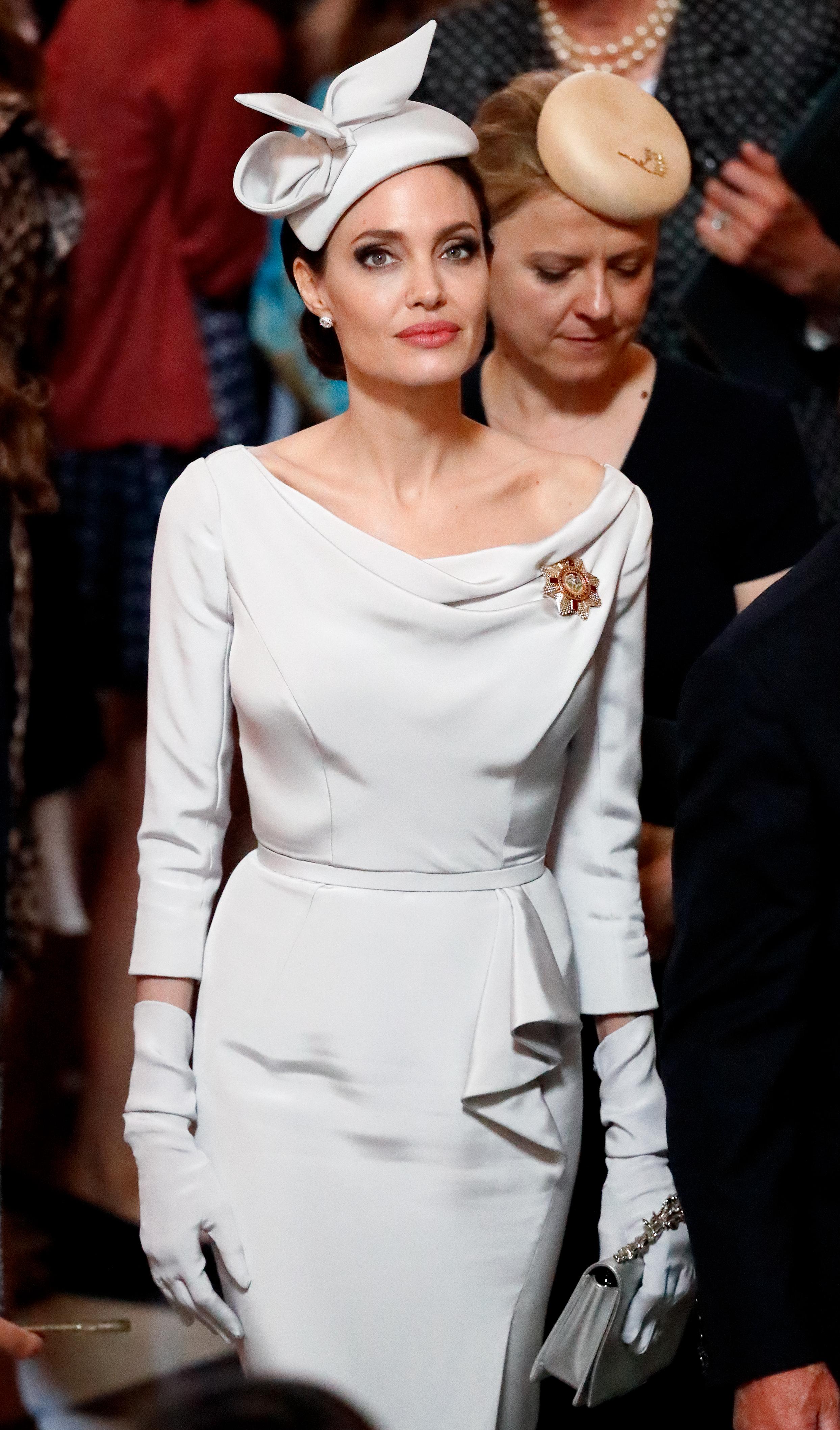 Angelina Jolie, estilo, famosa,