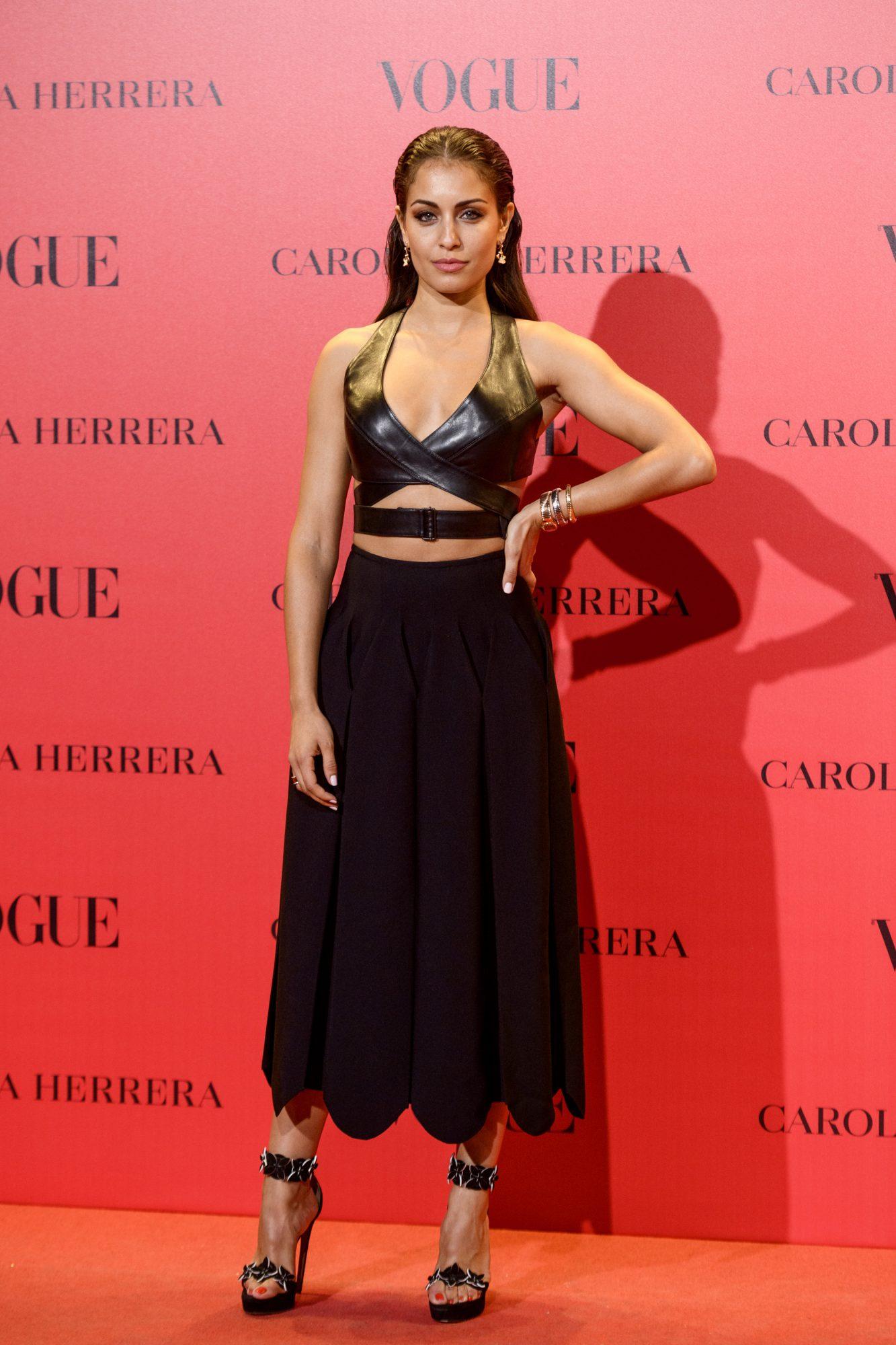 Hiba Abouk, vogue, Spain, actriz, famosa, estilo