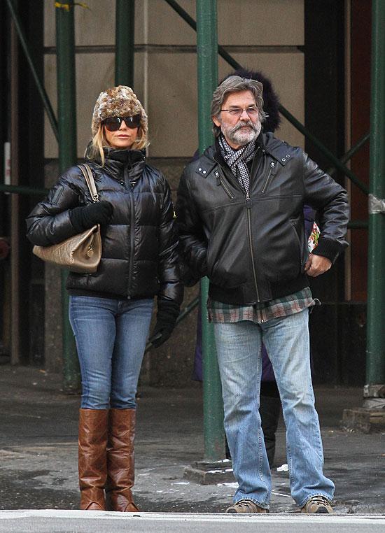 Kurt Russel, Goldie Hawn, parejas duraderas