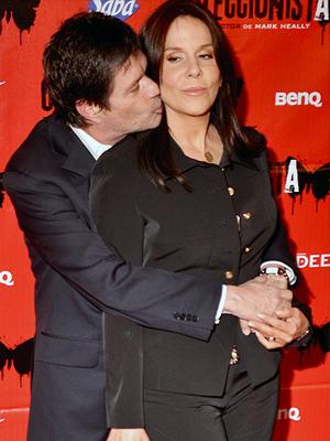 Rebecca Jones y Alejandro Camacho