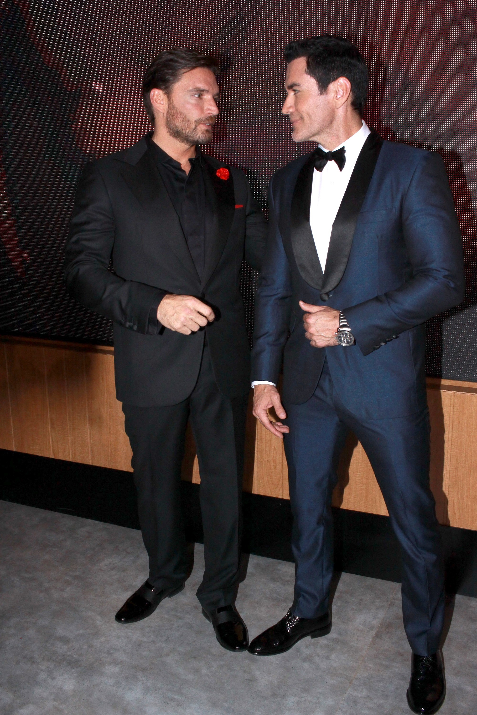 David Zepeda, Julián Gil