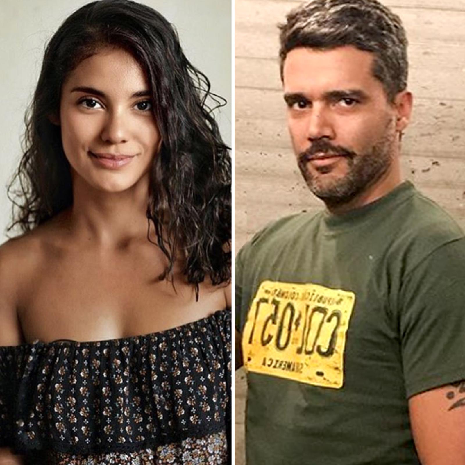 Eileen Moreno y Alejandro Garcia