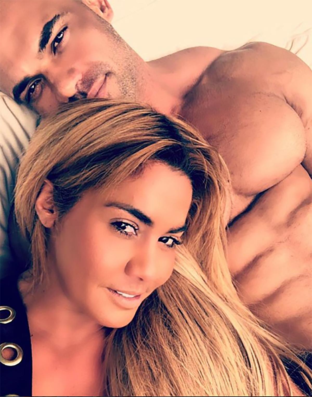 Maripily Rivera y Alexis Rivera Rolon