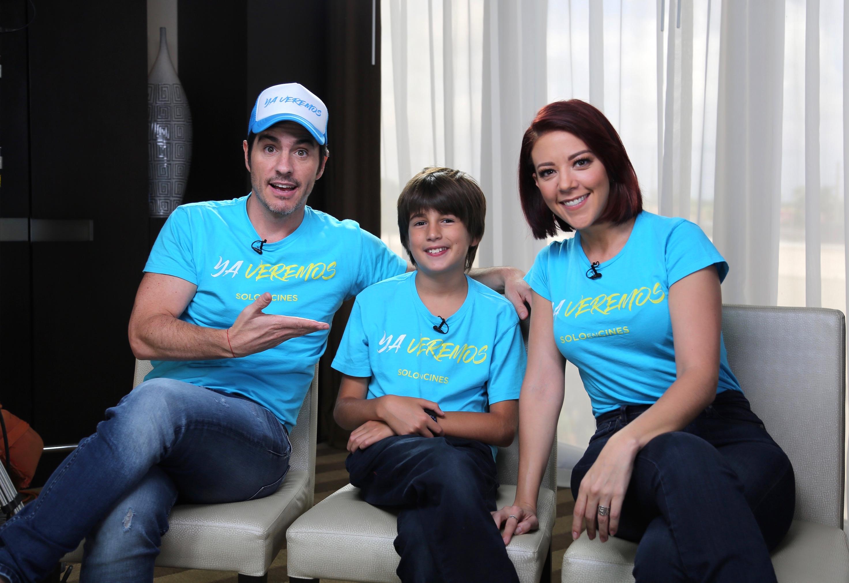Mauricio Ochmann, Fernanda Castillo, Fernanda Castillo