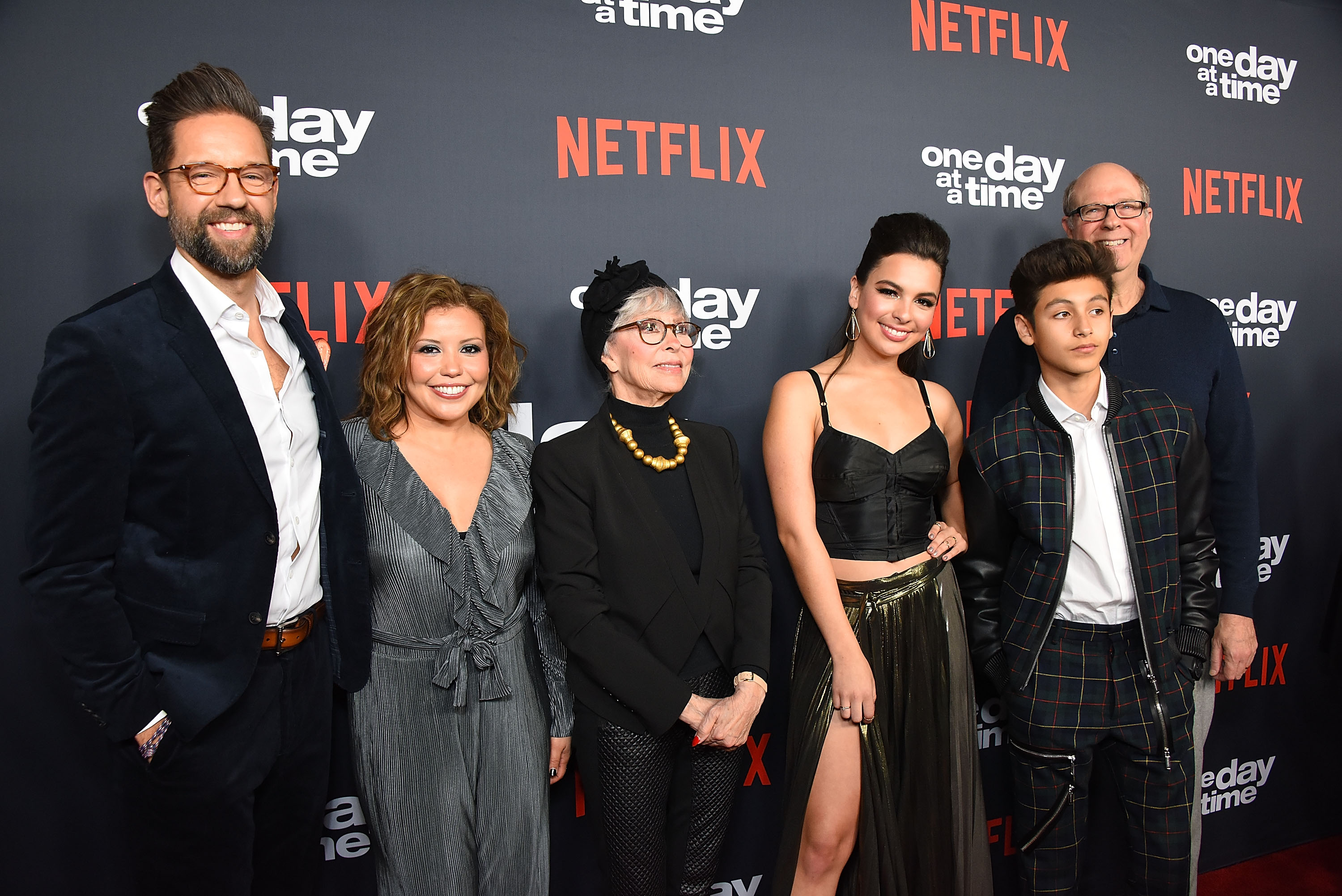 "Premiere Of Netflix's ""One Day At A Time"" Season 2 - Red Carpet"