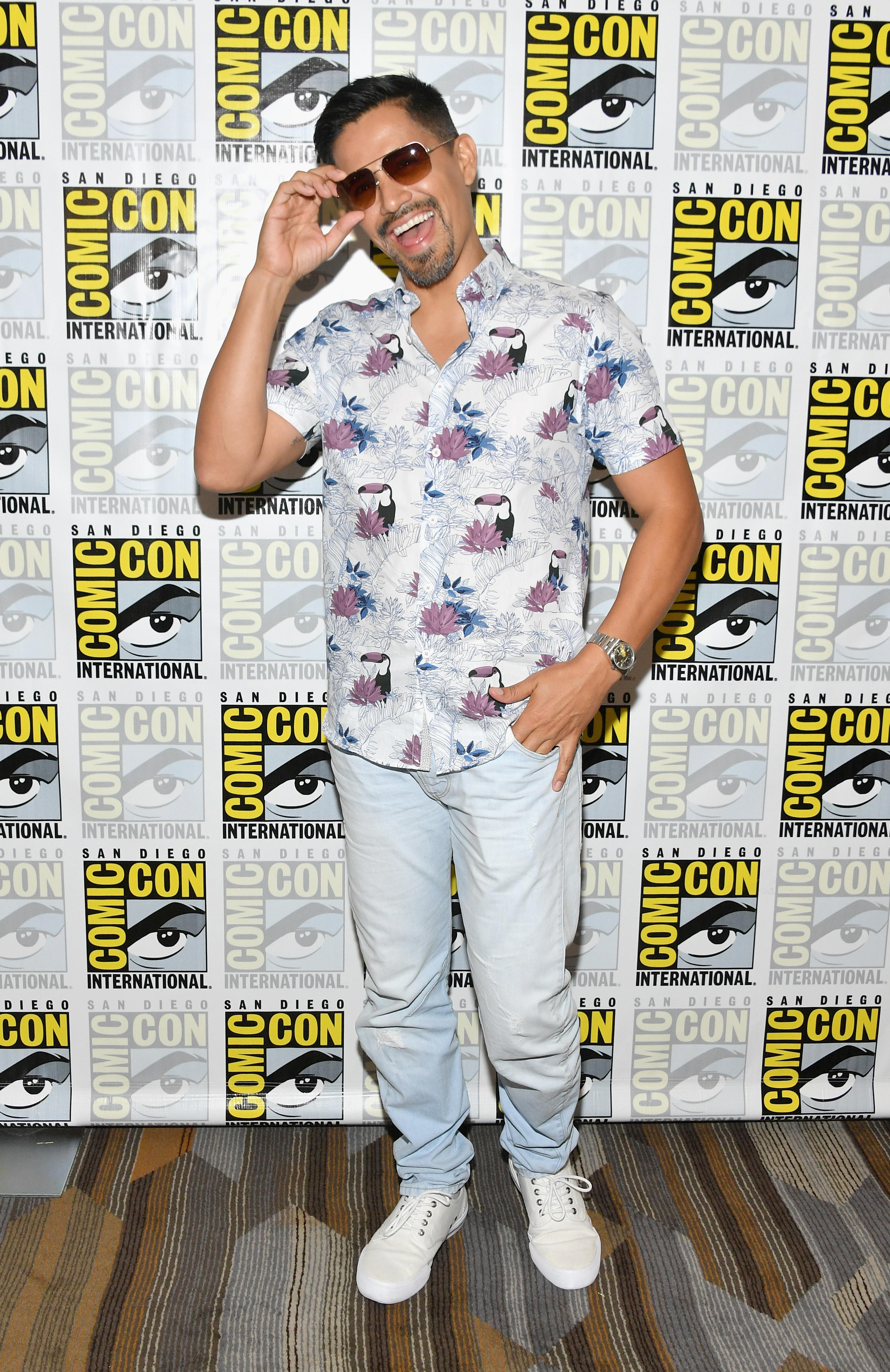 Comic-Con International 2018 - CBS Television Studios Press Line