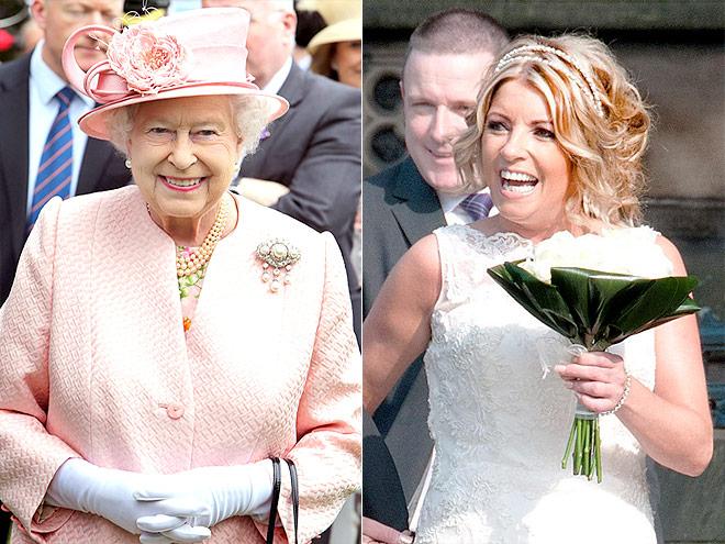Reina Isabel, boda