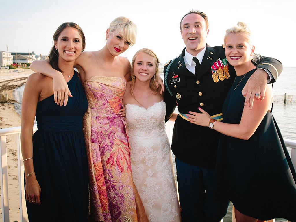Taylor Swift, boda