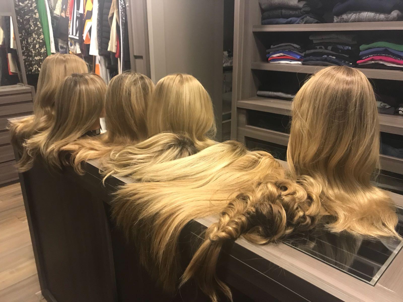 sarah mintz, maritza rodriguez, pelucas, cuidados, tips