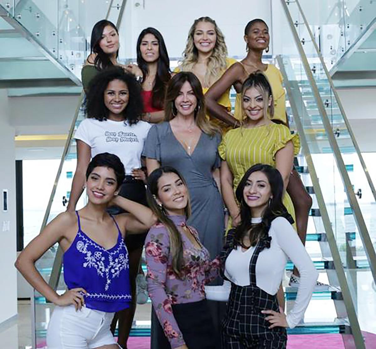 Primeras 10 finalistas Nuestra Belleza Latina 2018