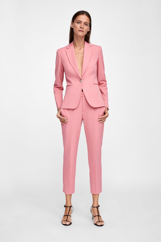 Zara, traje de chaqueta