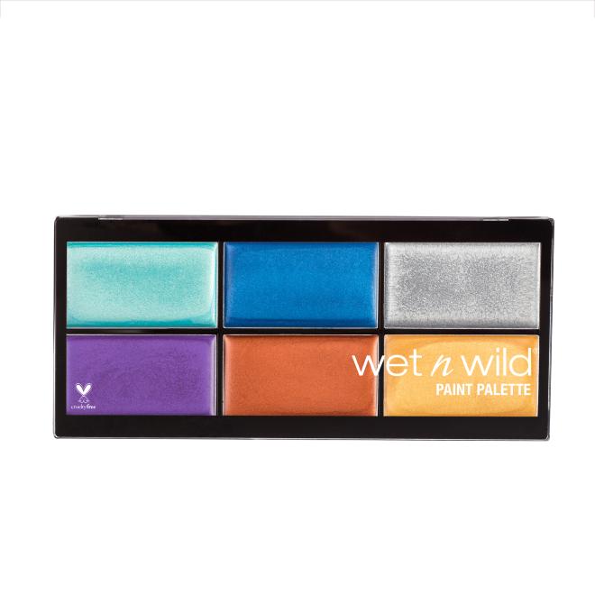Wet n wild, paleta