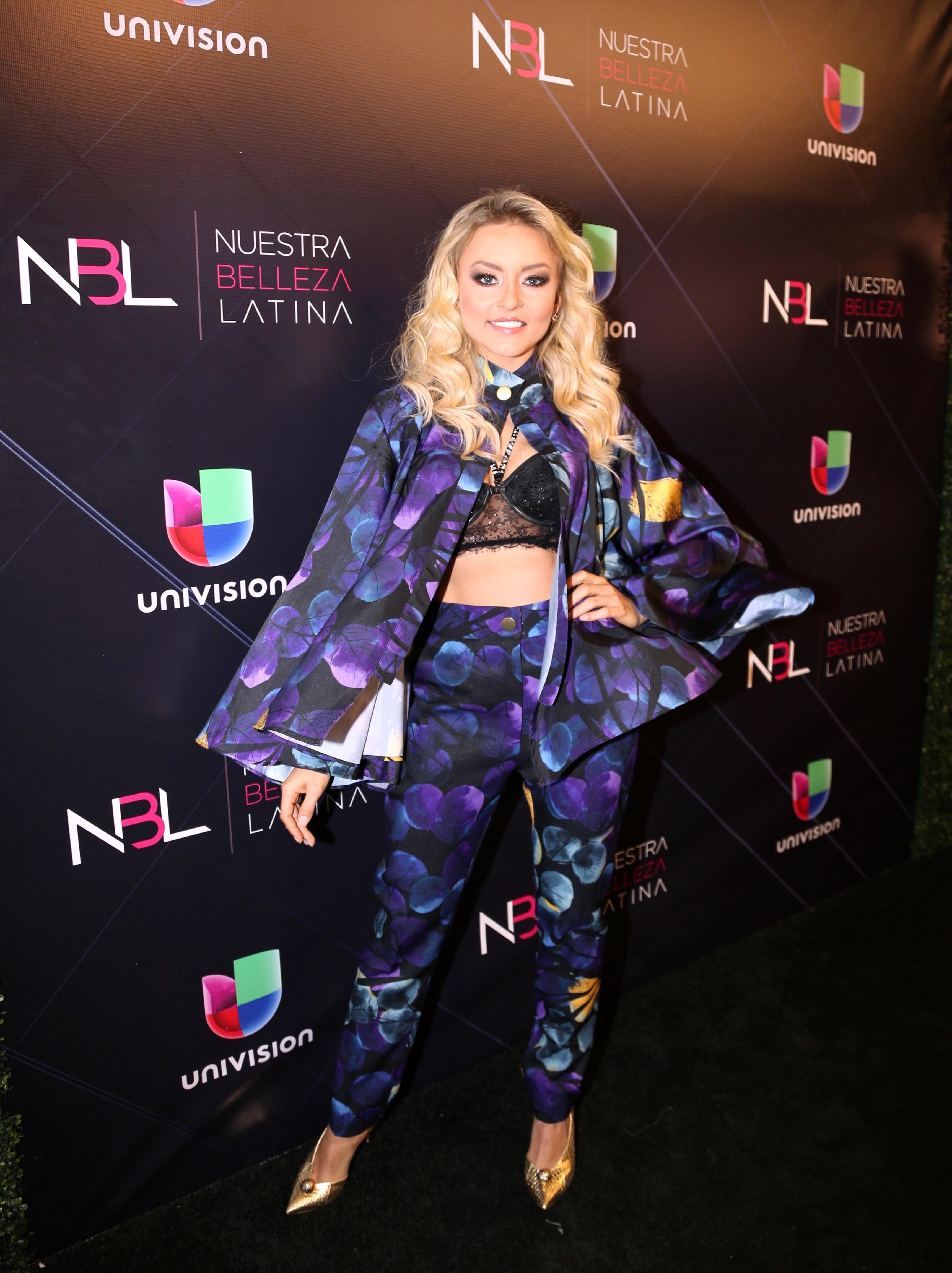 Angelique Boyer, Nuestra Belleza Latina